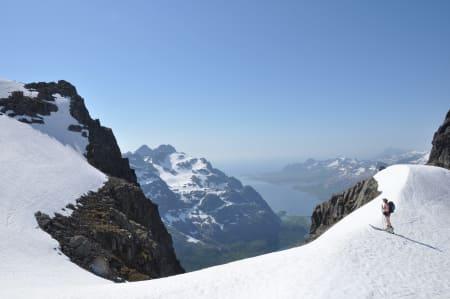 Geitgaljen sommerstid er en av Espen Nordahls favoritter. Foto: Espen Nordahl