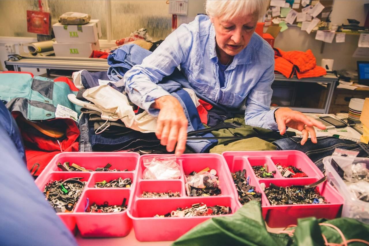 HOLDER I TRÅDENE: Else Holm er en av sportsbransjens mest erfarne sydamer. Foto: Line Hårklau