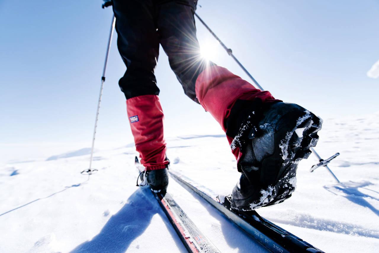 valg av fjellskibinding