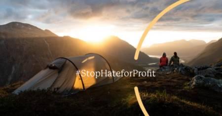 bergans boikotter facebook og instagram