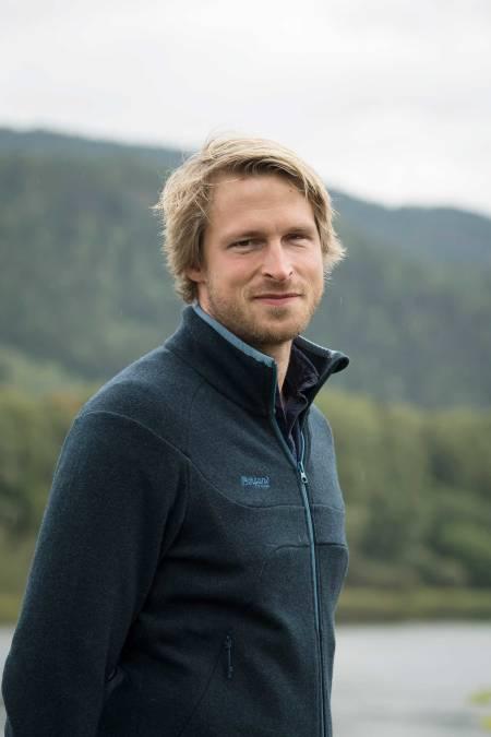 BERGANS: Jens Tore Jensen er administrerende direktør i Bergans.