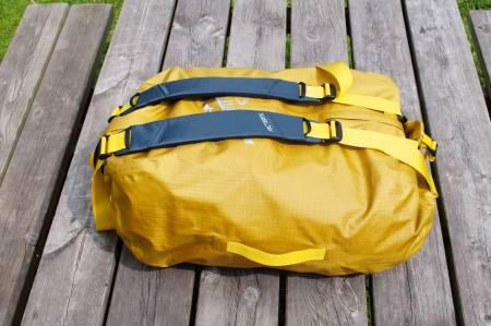test av Arc´teryx Carrier duffel bag  55
