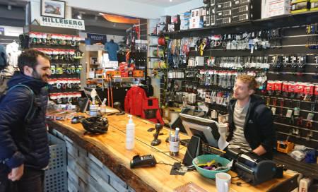Piteraq butikk Oslo UTEmagasinet Korona