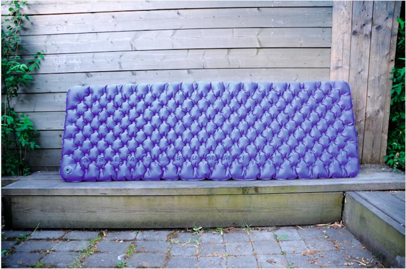 SEA TO SUMMIT Comfort Deluxe Insulated. Foto: Sandra Lappegard Wangberg