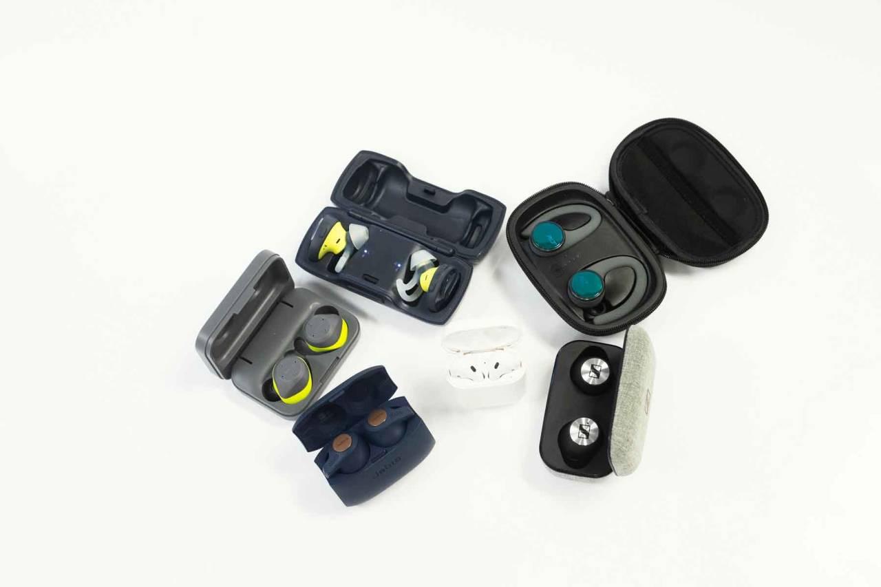 test av AirPods trådløse øreplugger