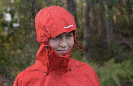 regnjakke skalljakke