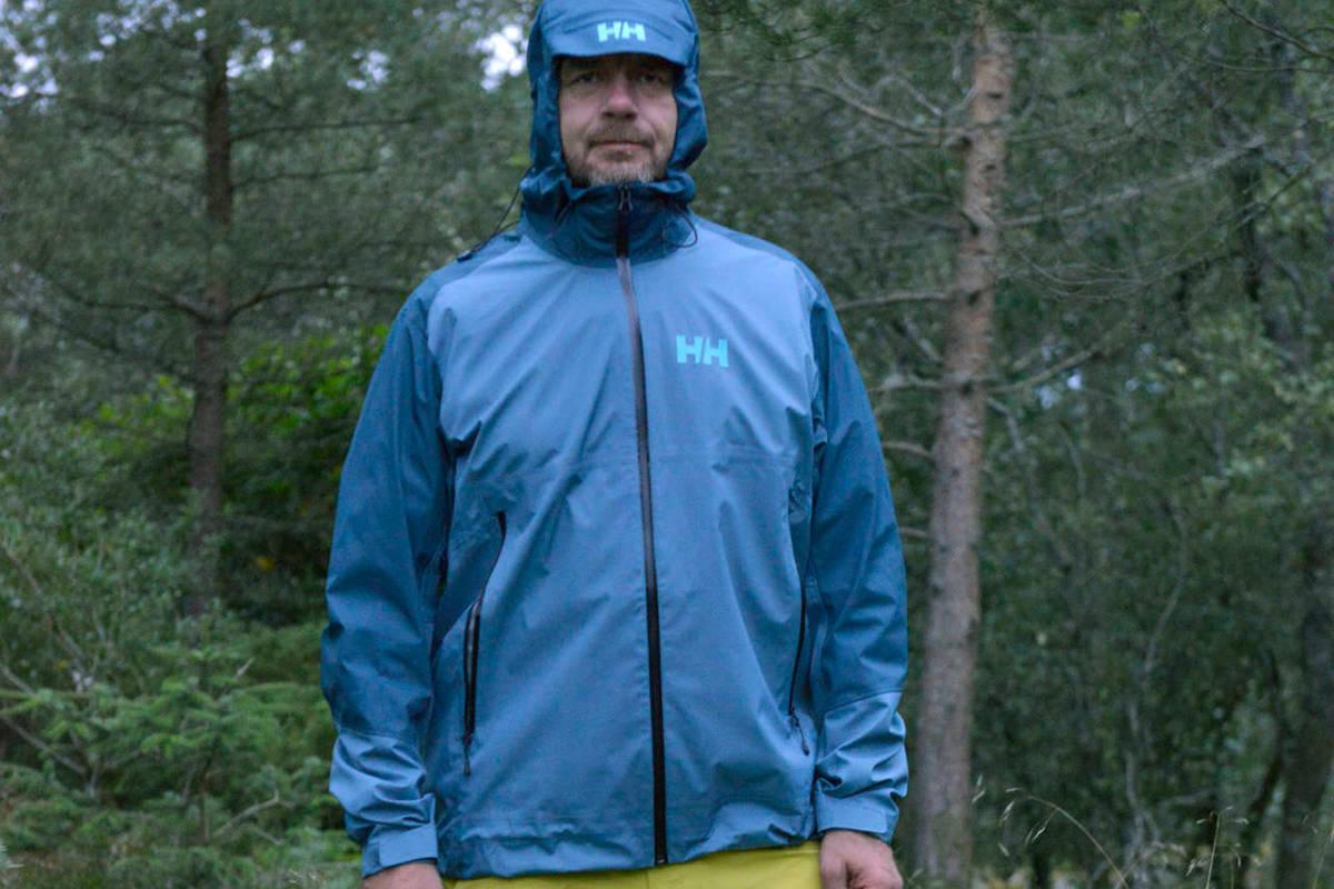 Helly Hansen verglas infinitiy regntøy dame og herre