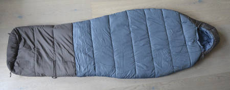 Test av Bergans Rondane Synthetic 700 sovepose