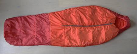 Test av Bergans Trollhetta Syntetic 800 sovepose