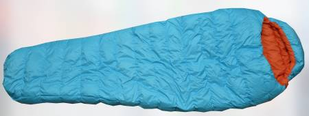Test av EXPED winterlite sovepose