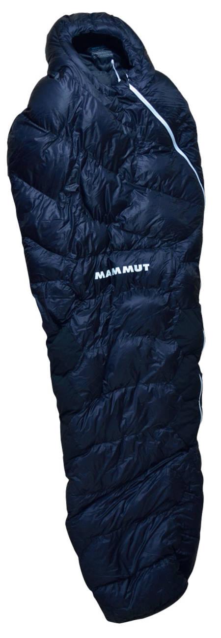 Test av Mammut asp Down Winter sovepose