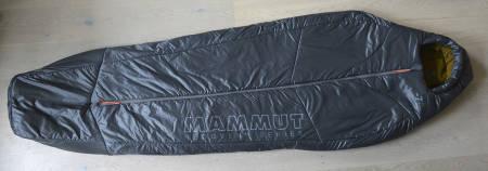 Test av Mammut Perform Fiber Bag sovepose