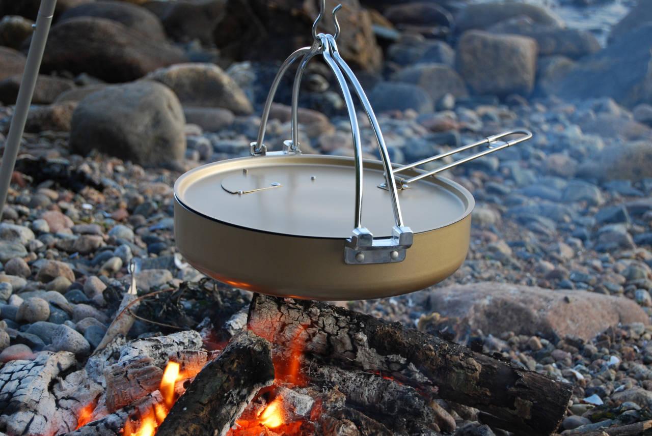 Test av Eagle Hot Pan