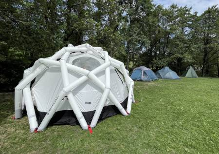 heimplanet mavericks outwell bergans urberg oppblåsbart telt