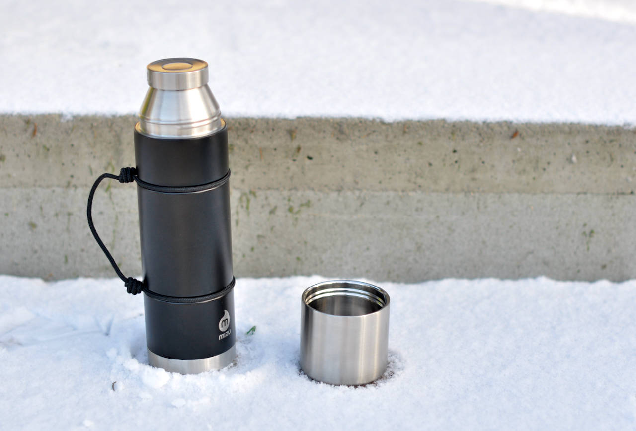 Mizu D7 Insulated stainless steel bottle