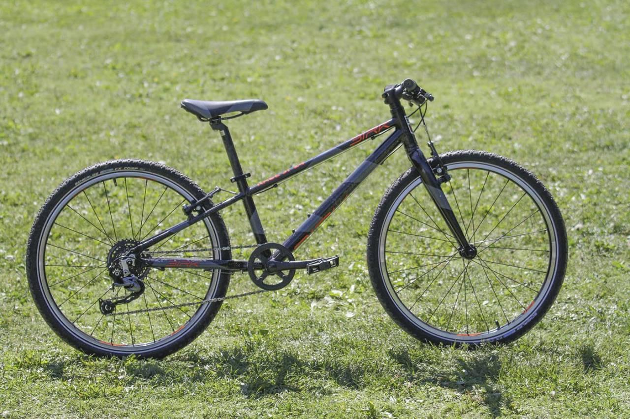 Birk Race JR24 er en lett og velkomponert sykkel. Foto: Audun Holmøy Røhrt