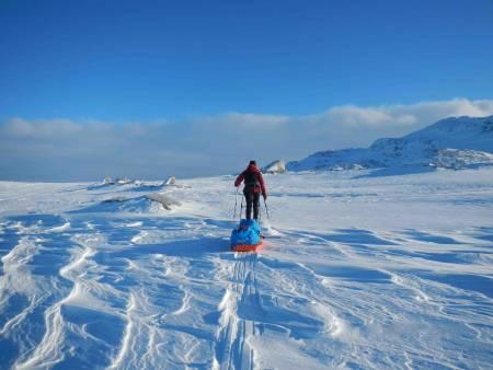 Sko deg til fjellskituren. Foto: Ida Eri Sørbye