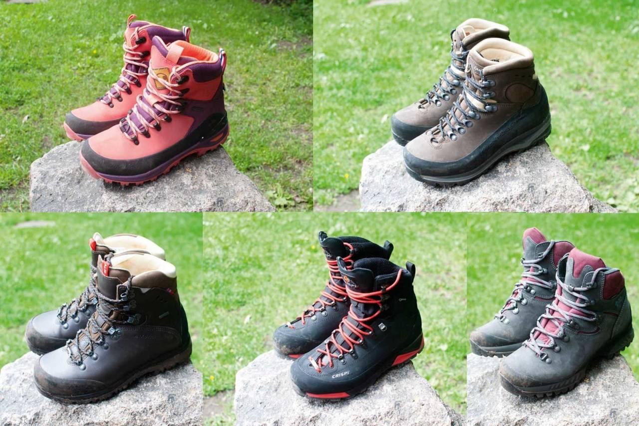 Klassiske fjellstøvler test Foto: Sandra L. Wangberg