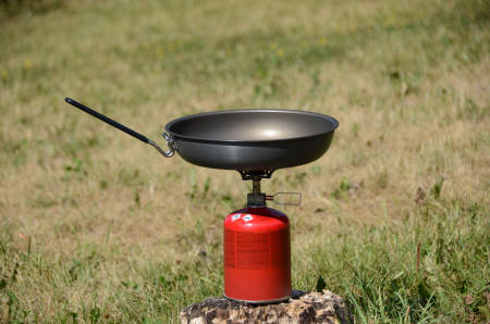 "GSI Pinnacle 10"" Frypan"