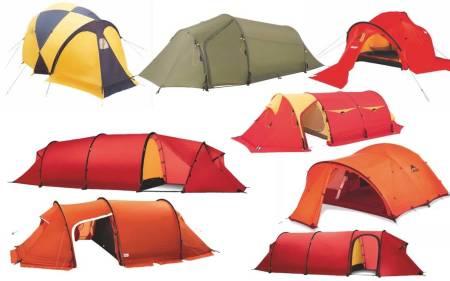 telt vintertest telting