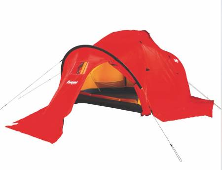 Bergans Heliums Dome 3 test anmeldelse review
