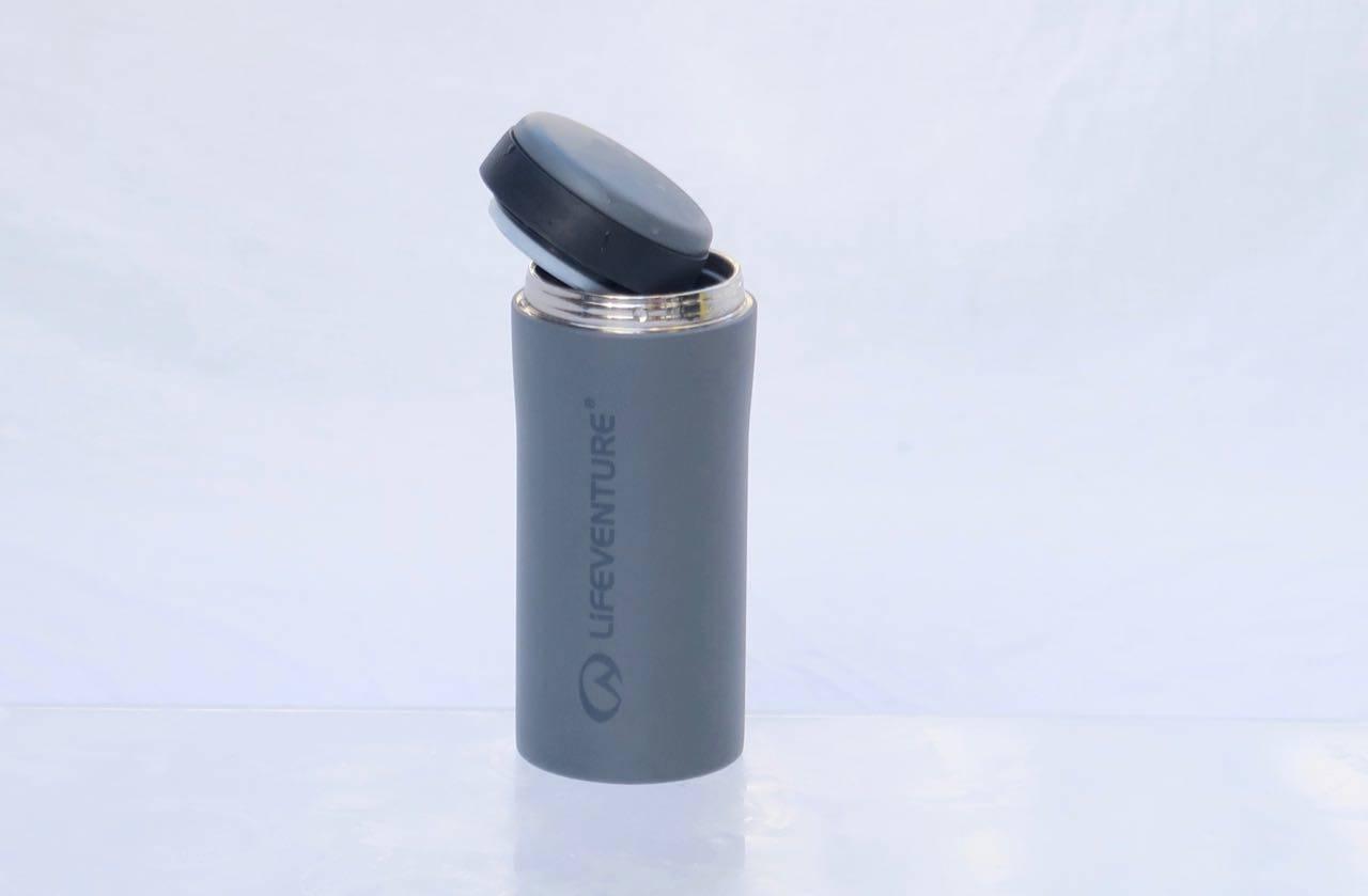 Minitermos: Lifeventure Thermal Mug er mer en enporsjonstermos enn en termokopp.
