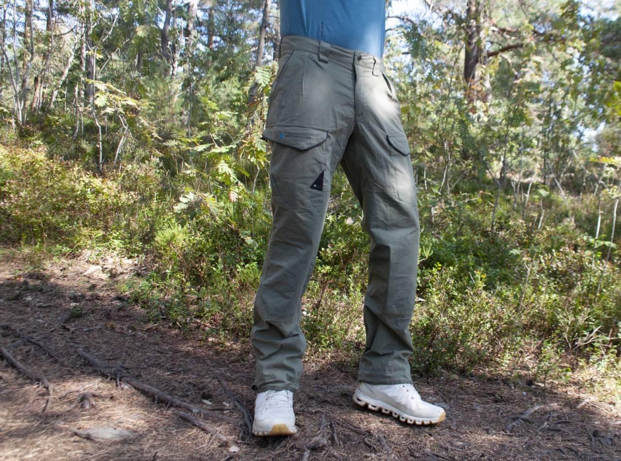 test av klattermusen grimner turbukse