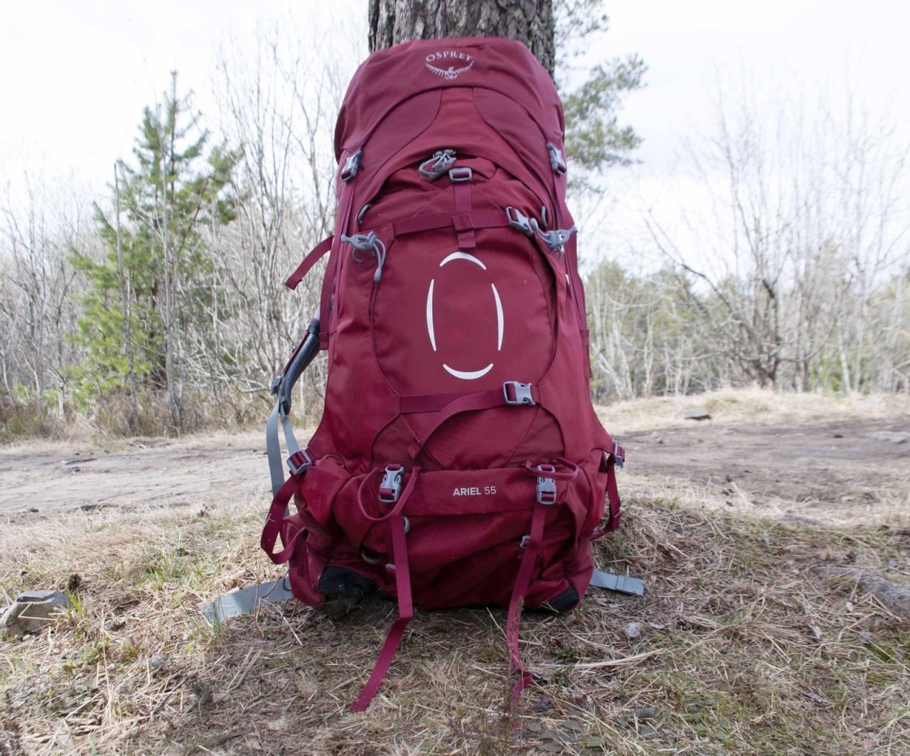 Osprey Ariel 55 ryggsekk backpack