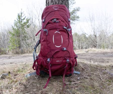 Osprey Ariel 55 ryggsekk backpack