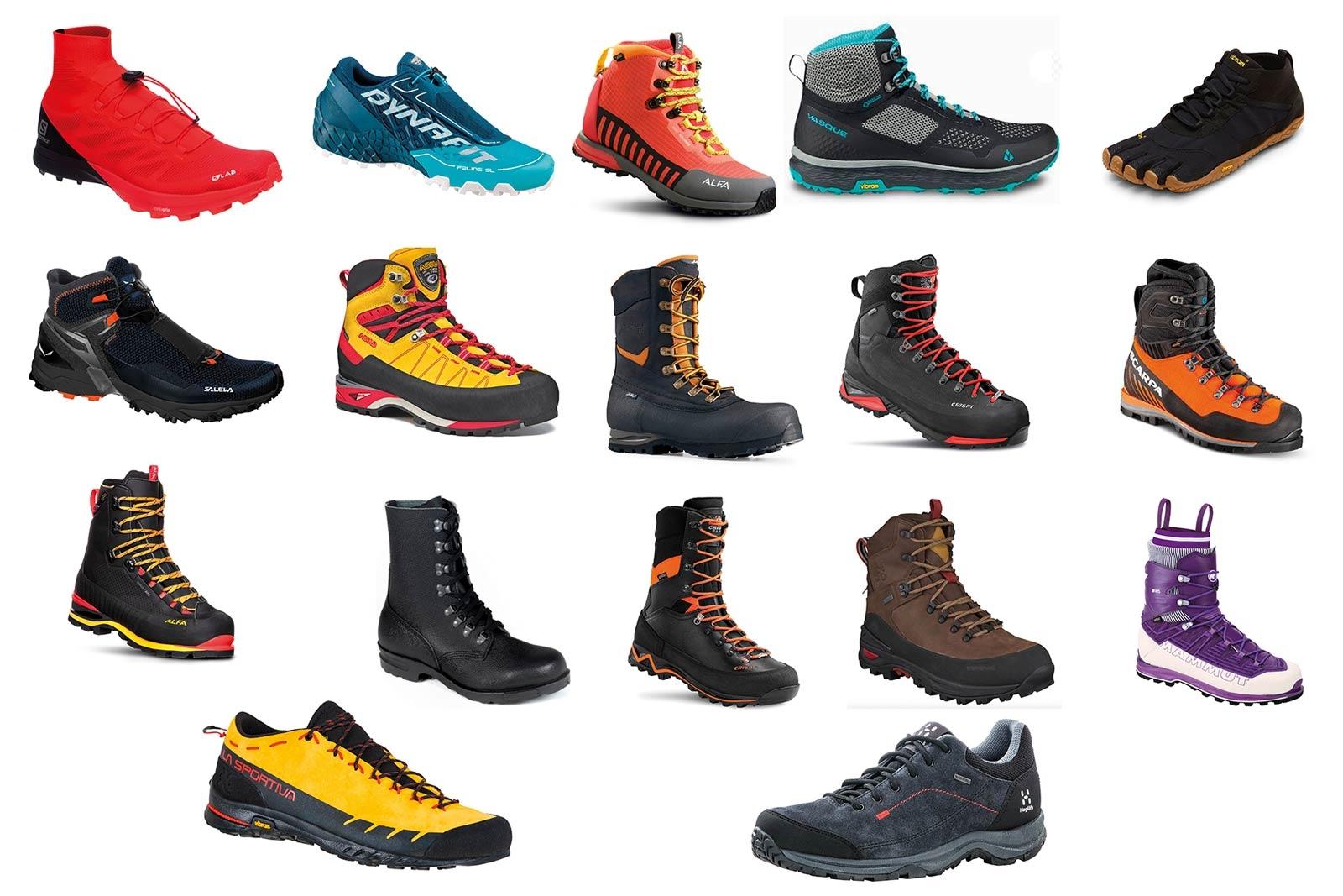 Hvilke sko fungerer til hva? Shopping
