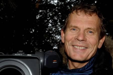 Fotograf og naturfilmskaper Arne Nævra. Foto: Frifo