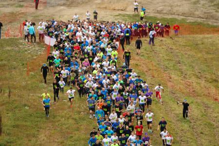 Motbakkeløpet Oslos Bratteste ble arrangert i helga. To tolvåringer imponerte mest. Foto: Oslos Bratteste