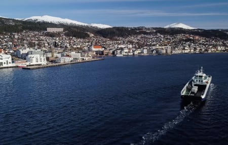 Er Molde landets beste skiby?