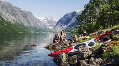 Fantastiske Kjøsnesfjorden