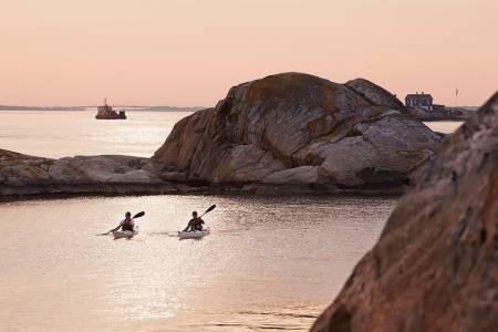 Tar du åren fatt, kommer du fort til en type naturopplevelser du ikke finner andre steder. Foto: Fredrik Schenholm