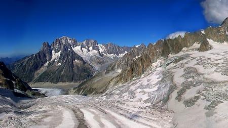 Global oppvarming gjør fjellene farligere