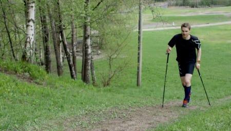 ALTERNATIV: Treningsformer som er noe annet enn bare løping, er gunstig for å bli god til å løpe.