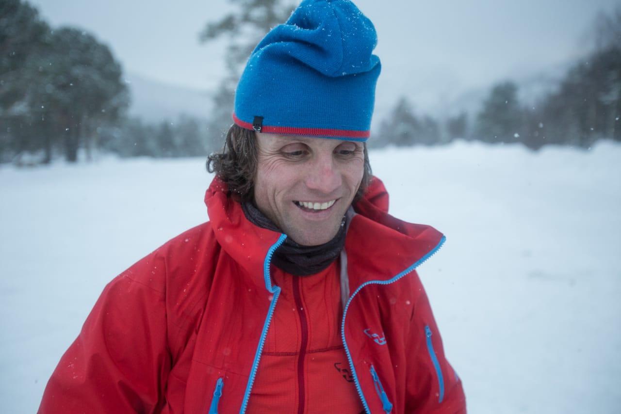 RANDOLA: Ola Hovdenak er landets mestvinnende randoutøver og kjenner sine fjell som sin egen bukselomme. Bilde: Christian Nerdrum