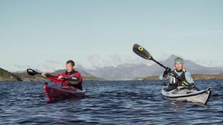Padleparadiset Helgelandskysten