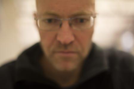 TUNG ETTERTID: Bård Smestad var langt nede etter at han mistet tre gode venner i skredtragedien i Sunndalsfjellene. Bilde: Christian Nerdrum
