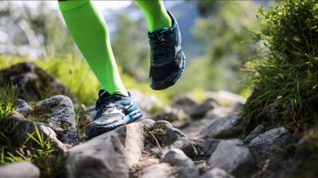 LA FØTTENE BESTEMME: Det er store variasjoner på sko, og kanskje bør du overlate valget til en ekspert som kan vurdere hva som passer din kropp og dine føtter. Bilde: Christian Nerdrum