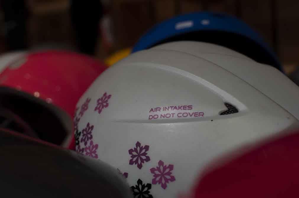 TIL GLEDE FOR FLERE:Før hver skisesong er det noen som har vokst fra skiutstyret fra i fjor.. Foto: Erlend Sande