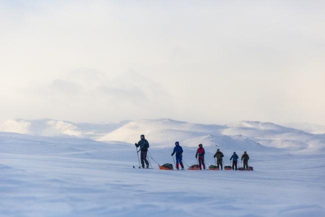 Guide til fjellski