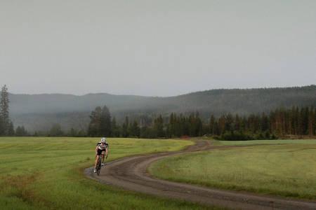 TRENDY: Skal du unngå bomkjøp av sykkel bør du lese deg opp på årets trender. Foto: Kristoffer H. Kippernes
