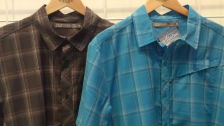 Rutete skjorte har du fra før, men neppe i ull. Icebreaker har flere fine alternativer.
