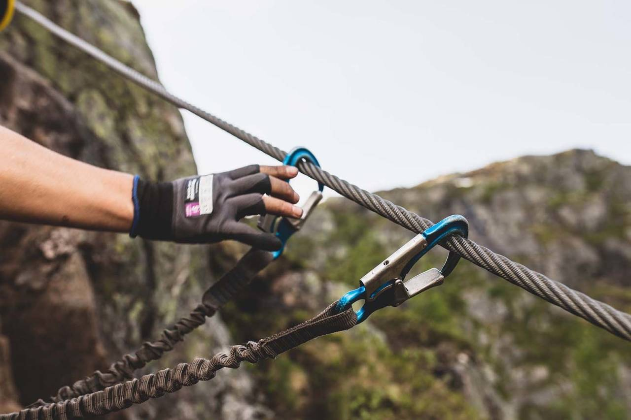 via ferrata loen tips før tur